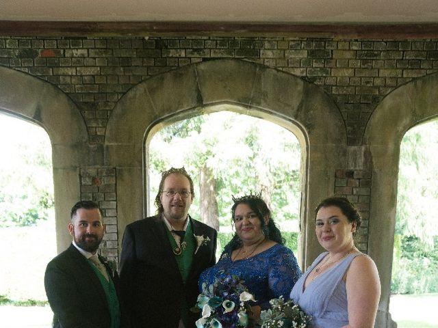 Autumn  and Scott 's Wedding in Lakewood, Washington 41