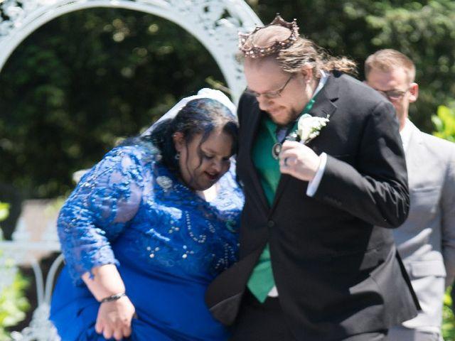 Autumn  and Scott 's Wedding in Lakewood, Washington 47