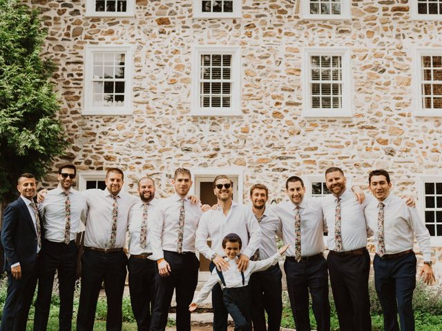 Jordan and Cait's Wedding in Pottstown, Pennsylvania 7