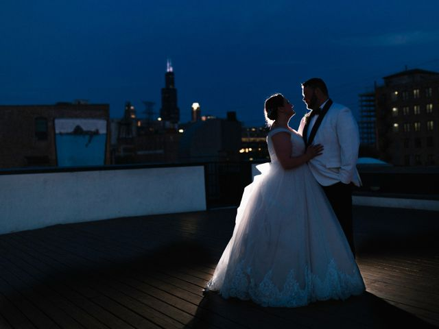 Will and Lauren's Wedding in Chicago, Illinois 33