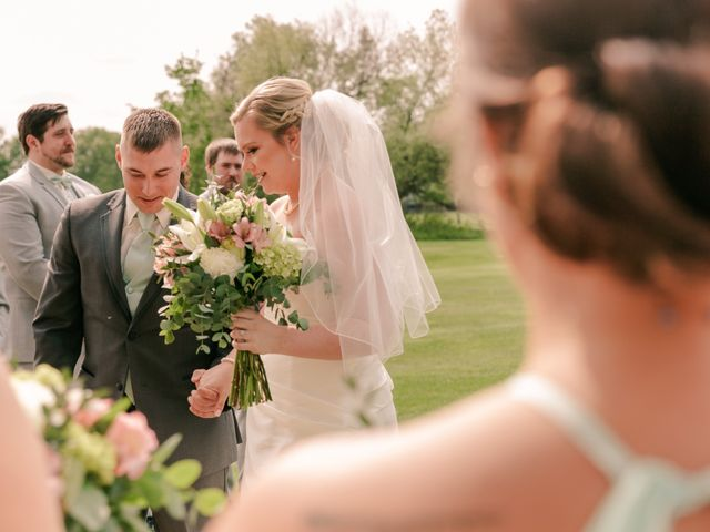 Ryan and Shelby's Wedding in Andover, Minnesota 41
