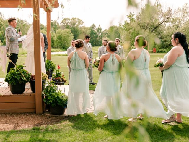 Ryan and Shelby's Wedding in Andover, Minnesota 49
