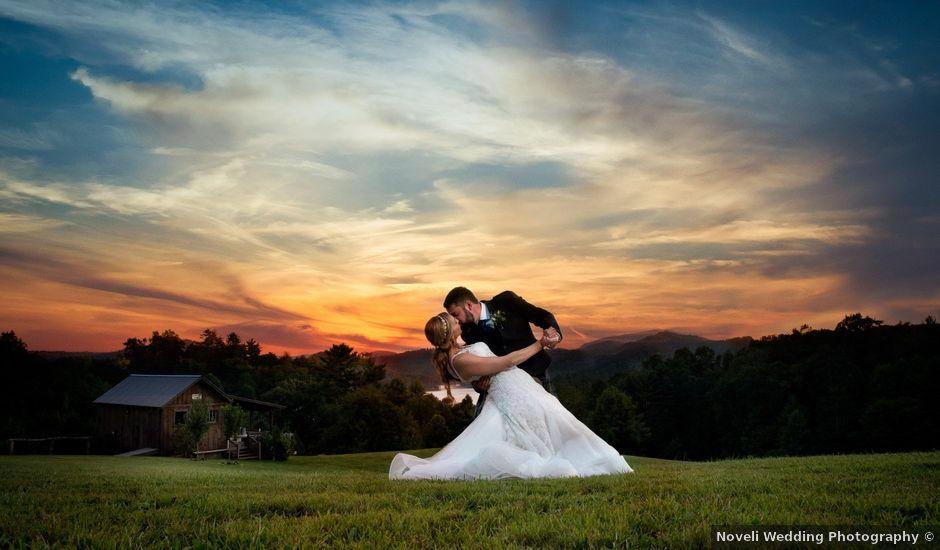 Scott and Eniko's Wedding in Glenville, North Carolina