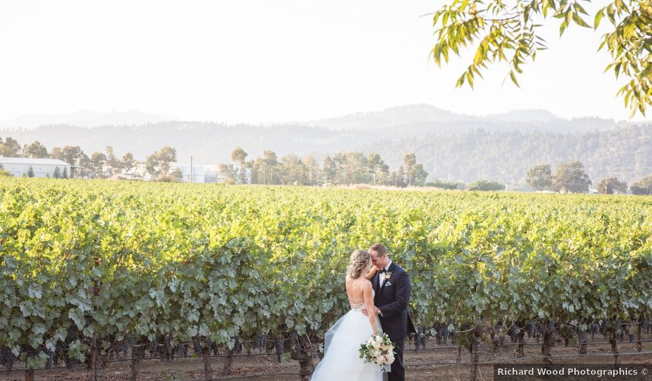 Kathleen and Bryce's Wedding in Saint Helena, California