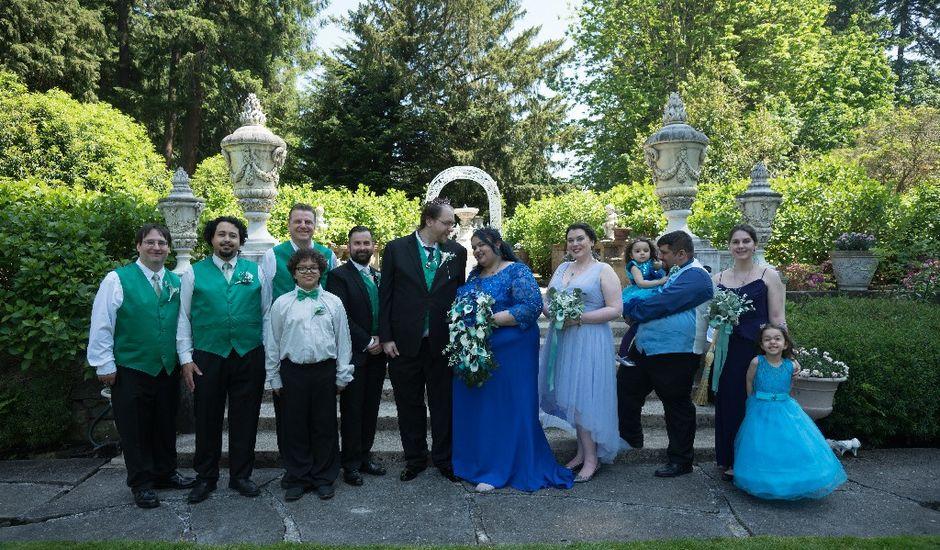 Autumn  and Scott 's Wedding in Lakewood, Washington