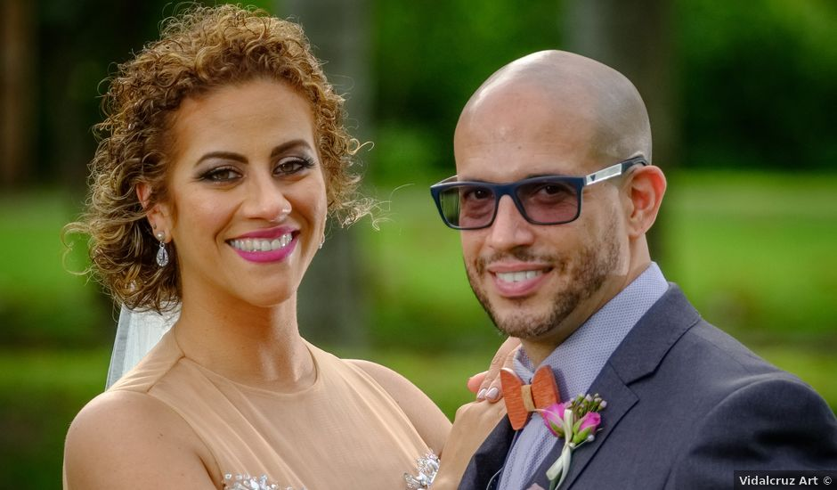 Naylill and Felix's Wedding in Caguas, Puerto Rico