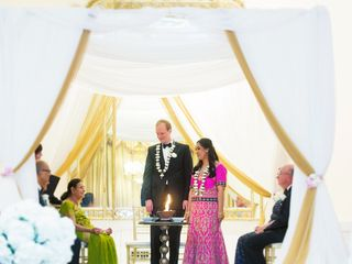 The wedding of Austin and Nikki 1