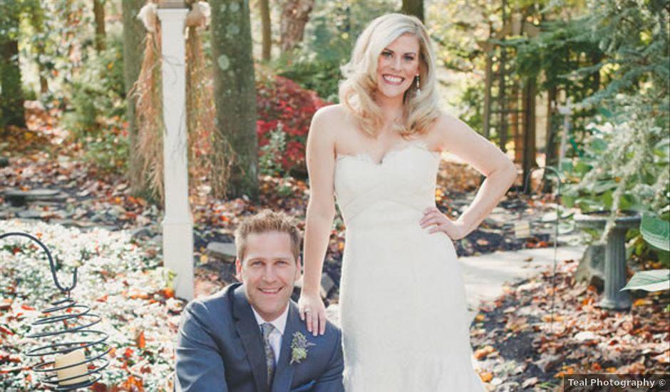 Lauren and Thomas's Wedding in Harrisburg, Pennsylvania