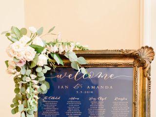 The wedding of Amanda Selinger and Ian Selinger 1