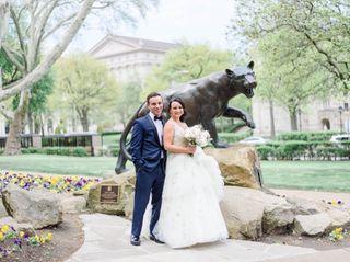 The wedding of Amanda Selinger and Ian Selinger 3
