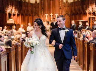 The wedding of Amanda Selinger and Ian Selinger