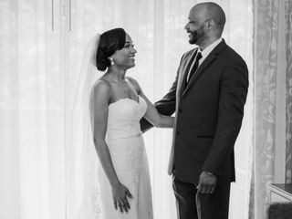 The wedding of Dominique and Lloyd 2