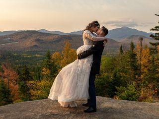 The wedding of Nicholas and Madison