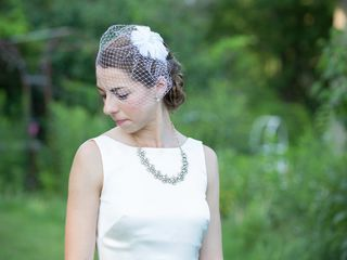 Alicia and Thomas's Wedding in Lincoln, Massachusetts 3
