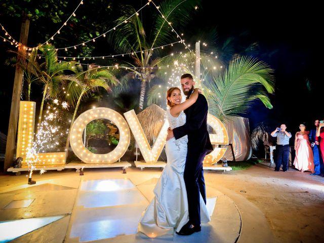 Will and Patricia's Wedding in Santo Domingo, Dominican Republic 2
