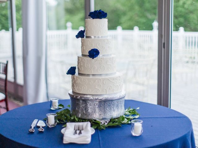Lloyd and Dominique's Wedding in Williamsburg, Virginia 6