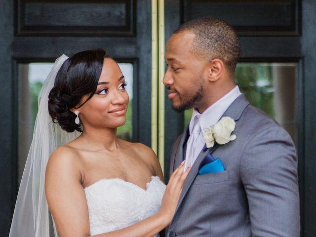 Lloyd and Dominique's Wedding in Williamsburg, Virginia 11