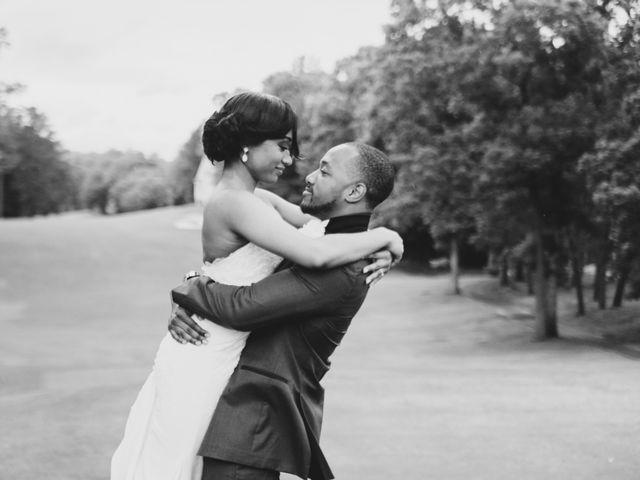 Lloyd and Dominique's Wedding in Williamsburg, Virginia 15