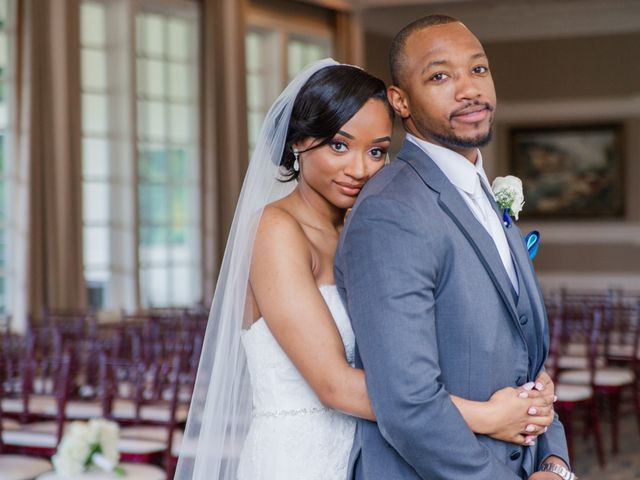 Lloyd and Dominique's Wedding in Williamsburg, Virginia 17