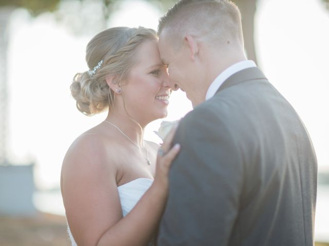 The wedding of Katelyn and Dalton
