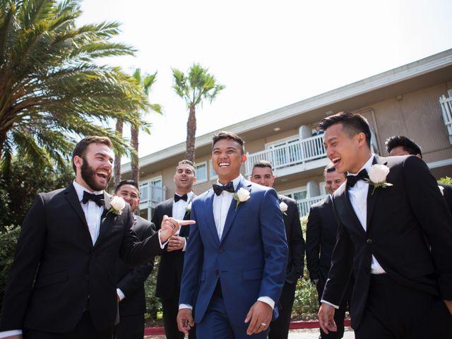 Aaron and Jhoanna's Wedding in Redondo Beach, California 6