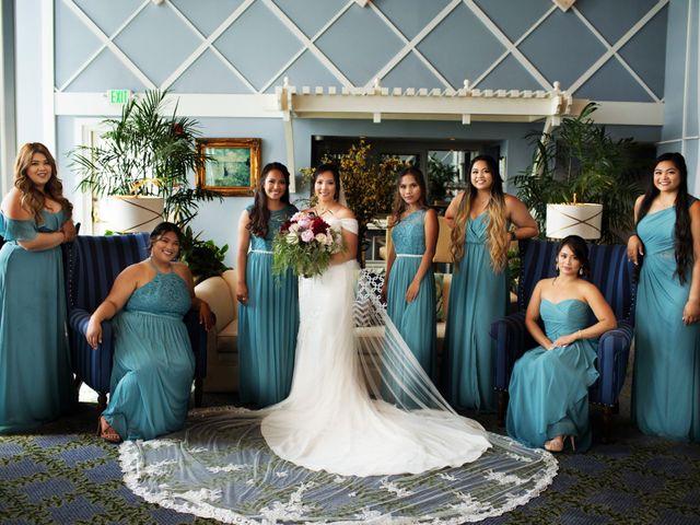 Aaron and Jhoanna's Wedding in Redondo Beach, California 10