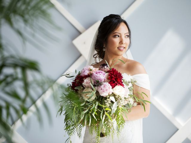 Aaron and Jhoanna's Wedding in Redondo Beach, California 11