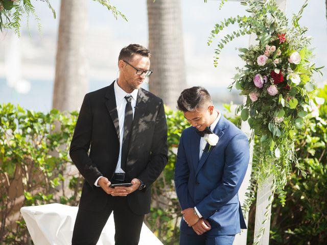 Aaron and Jhoanna's Wedding in Redondo Beach, California 16