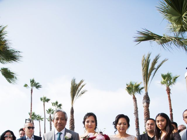 Aaron and Jhoanna's Wedding in Redondo Beach, California 17