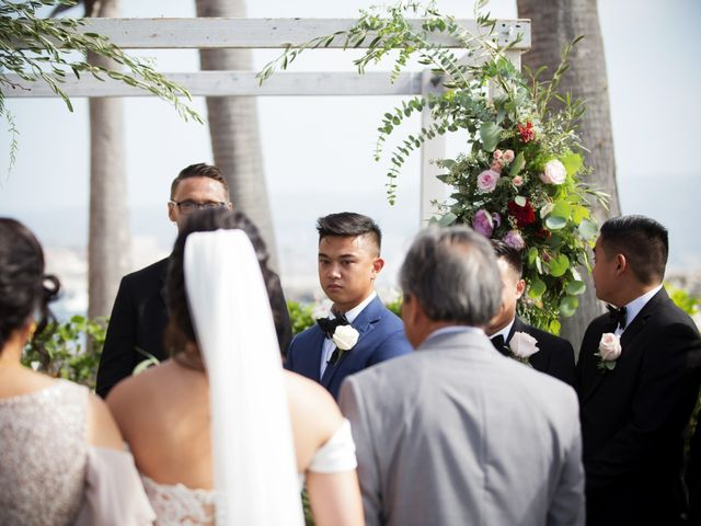 Aaron and Jhoanna's Wedding in Redondo Beach, California 18