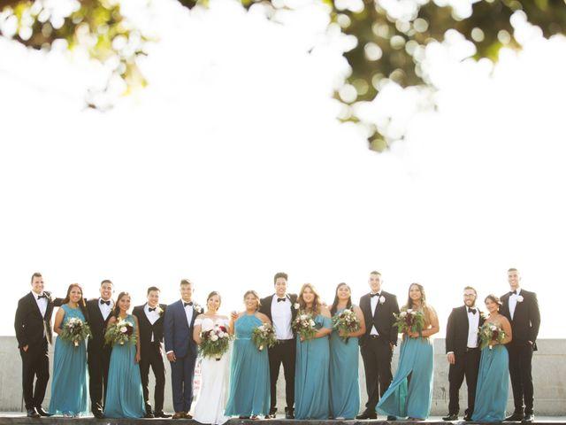 Aaron and Jhoanna's Wedding in Redondo Beach, California 21
