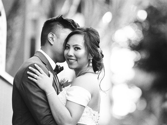 Aaron and Jhoanna's Wedding in Redondo Beach, California 22