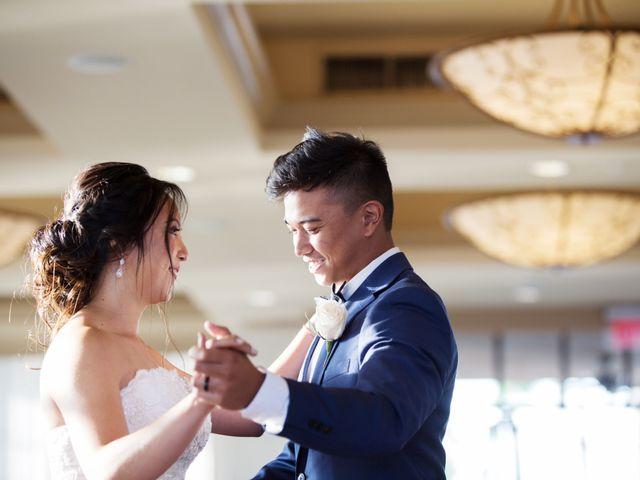 Aaron and Jhoanna's Wedding in Redondo Beach, California 30