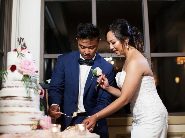 Aaron and Jhoanna's Wedding in Redondo Beach, California 33