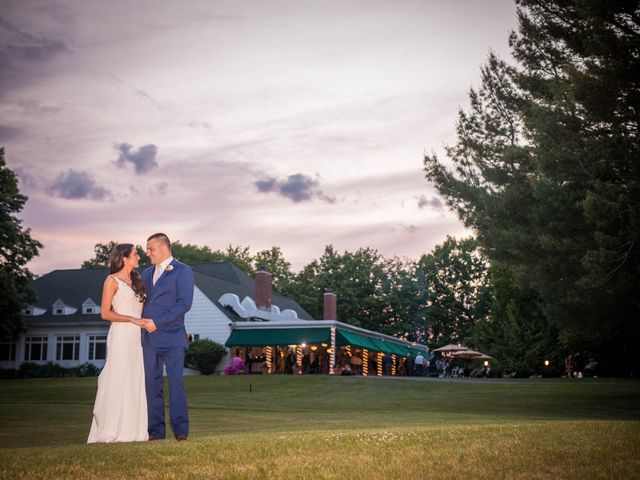 Nick and Molly's Wedding in Troy, Michigan 1