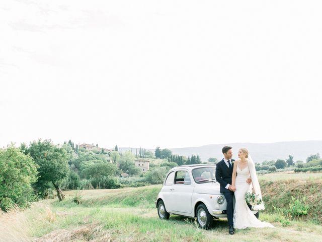 The wedding of Oliver and Elisabeth