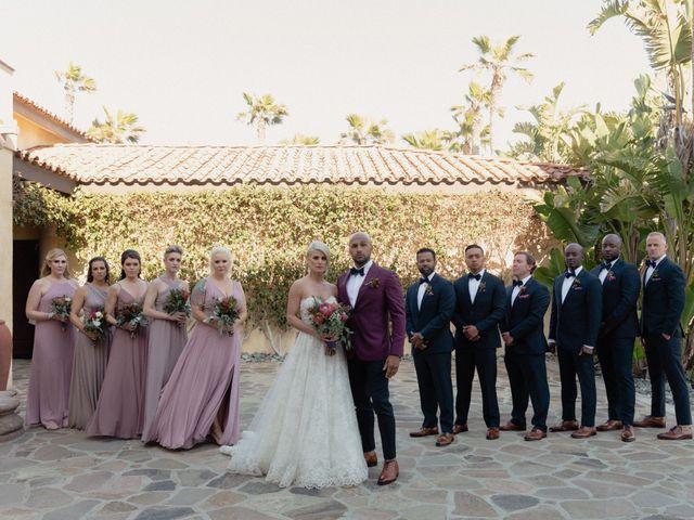 Kevin and Aubrey's Wedding in Rosarito, Mexico 7