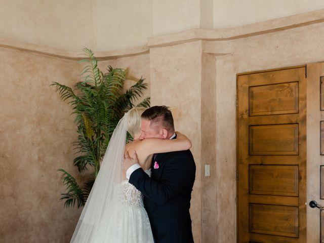 Kevin and Aubrey's Wedding in Rosarito, Mexico 11