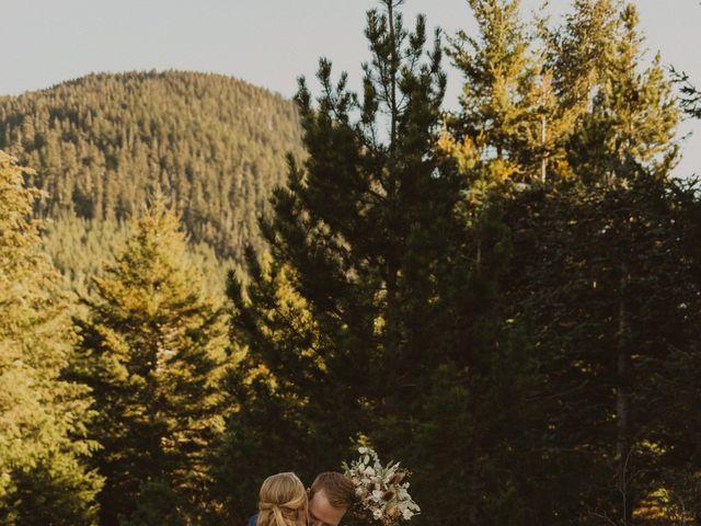 Marshall and Kenya's Wedding in Seattle, Washington 11