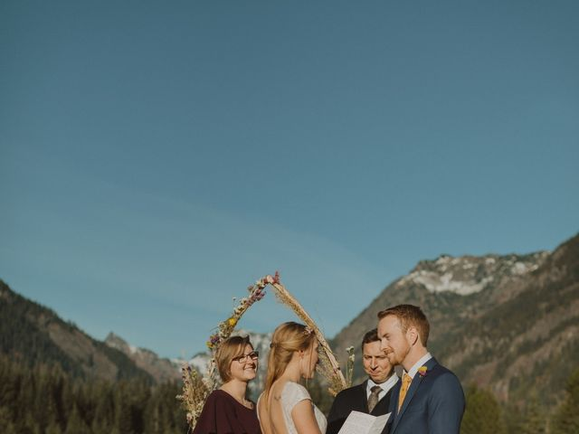 Marshall and Kenya's Wedding in Seattle, Washington 12