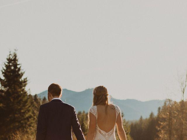 Marshall and Kenya's Wedding in Seattle, Washington 14