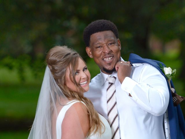 The wedding of Randi and Marcus