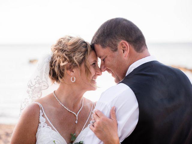 The wedding of Doug and Joanna