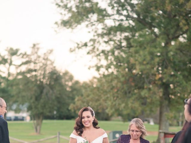 Shawn and Julie's Wedding in Marlton, New Jersey 4