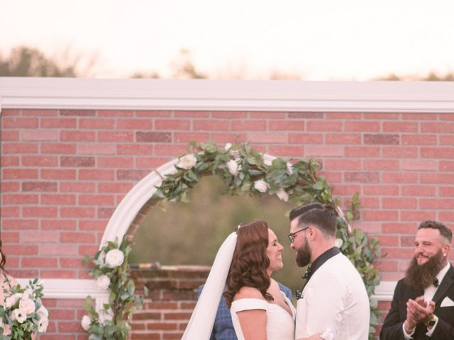 Shawn and Julie's Wedding in Marlton, New Jersey 5