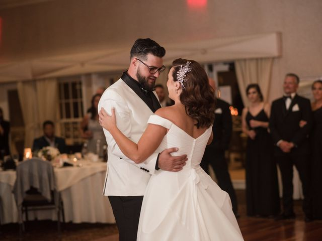 Shawn and Julie's Wedding in Marlton, New Jersey 13