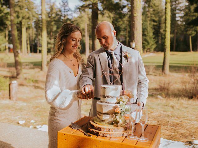 Erika and Nick's Wedding in Cle Elum, Washington 4