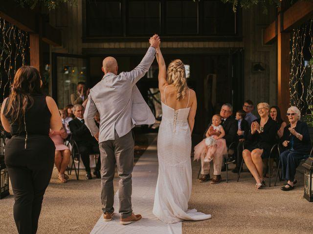 Erika and Nick's Wedding in Cle Elum, Washington 5