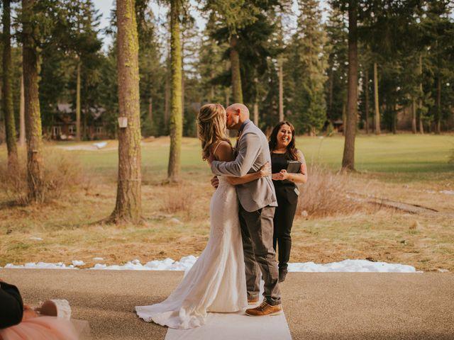 Erika and Nick's Wedding in Cle Elum, Washington 6