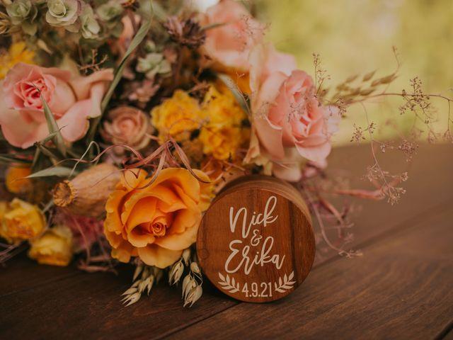 Erika and Nick's Wedding in Cle Elum, Washington 12